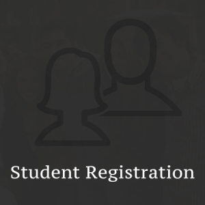 Student Registration image for online registration