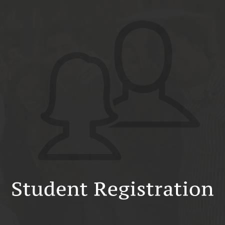 Student Registration image for online registration